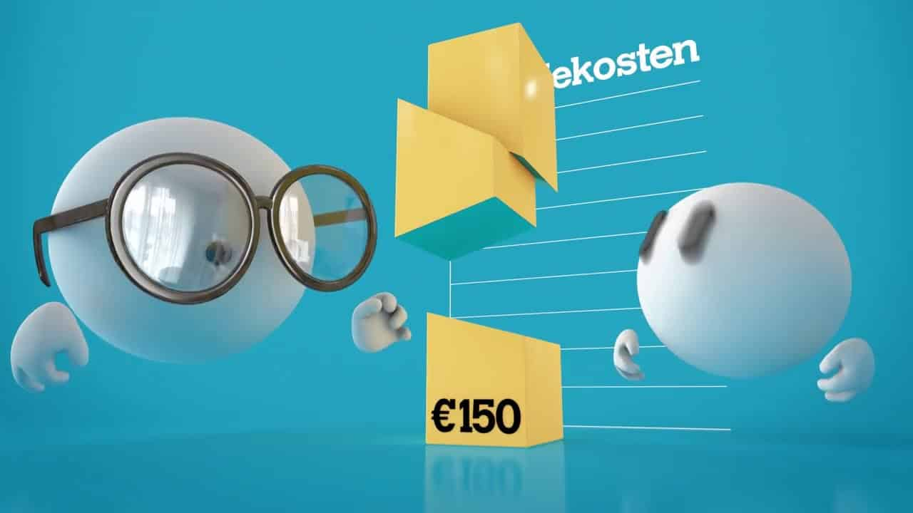 €150,00 Cashback bij Oxxio 1 Jaar Vast