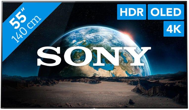 Beste energiezuinige tv - Sony KD-55A1