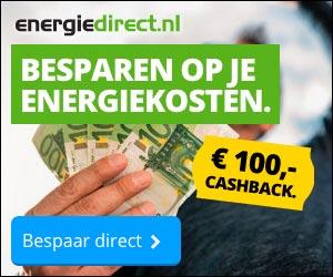 Energie Aanbieding van Energieleverancier Energiedirect.nl
