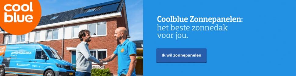 Coolblue Zonnepanelen - het beste zonnedak