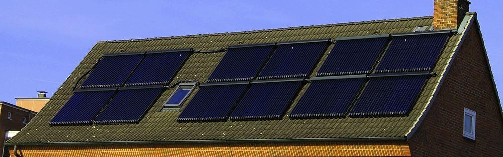 Zonnepanelen zijn een geschikte manier om duurzame energie op te wekken