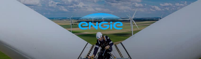 ENGIE Modelcontract met 100% duurzame energie