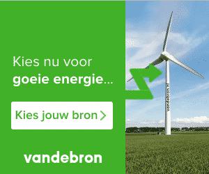 Energie rechtstreeks Vandebron!
