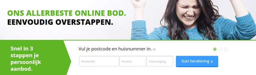 Energiedirect.nl Modelcontract