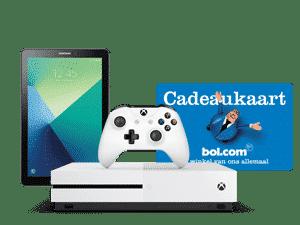 Alle energie acties & aanbiedingen - Tablet, Xbox en Cadeaubon!