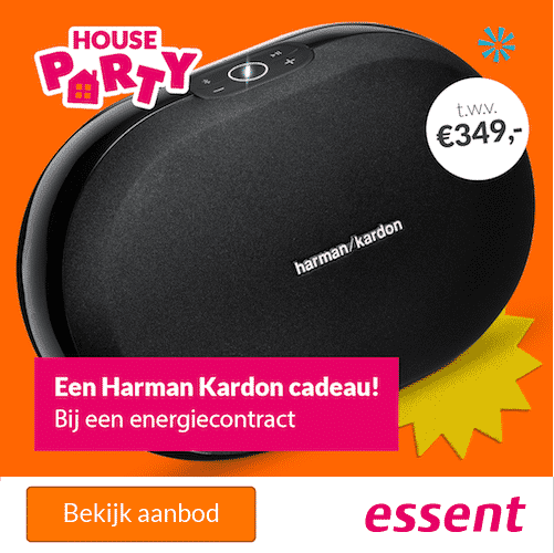 Gratis Harman Kardon Omni 20 Plus Speaker bij Essent