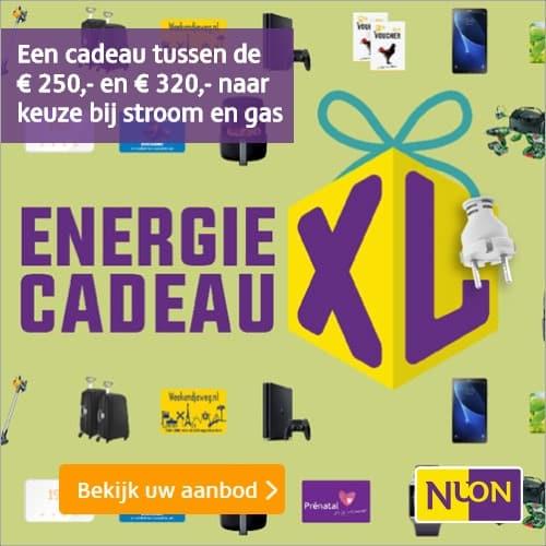 Energiecadeau XL - Gratis Samsung Galaxy Tab A 10.1 bij Nuon