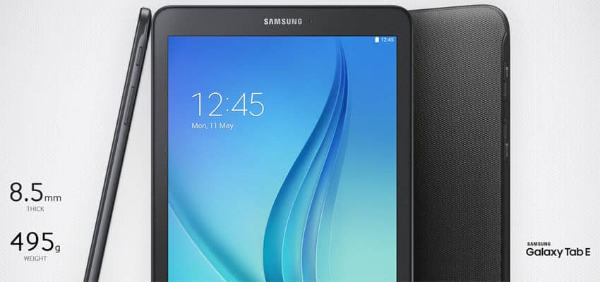 Gratis Samsung Galaxy Tab E bij DealDirect