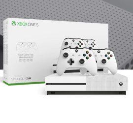 Gratis Xbox One S bij Nuon Uitgelicht