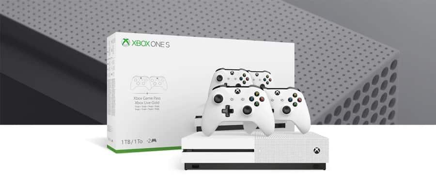 Gratis Xbox One S met Vattenfall Energiecadeau XL