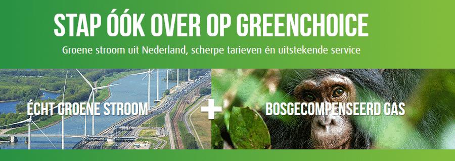 Greenchoice Groen uit Nederland