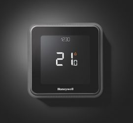 Honeywell Lyric T6 Thermostaat Uitgelicht