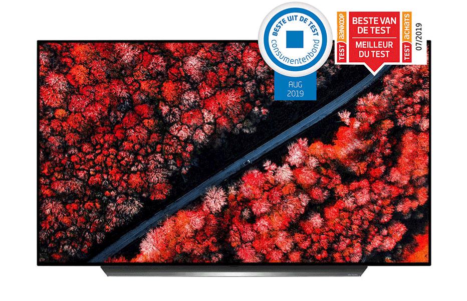 LG OLED55C9PLA Energiezuinige OLED TV 2020