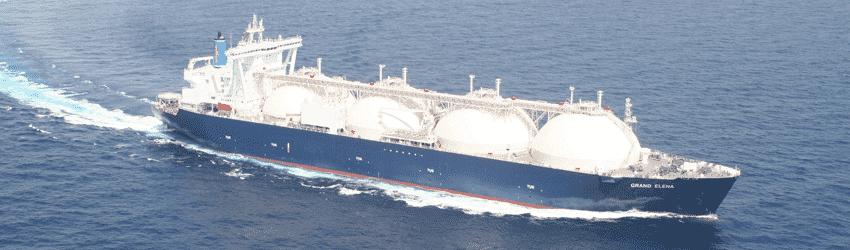 Overzeese wereldhandel LNG stijgt met 2,5 procent