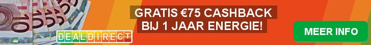 Nu €75,00 korting bij Essent via DealDirect