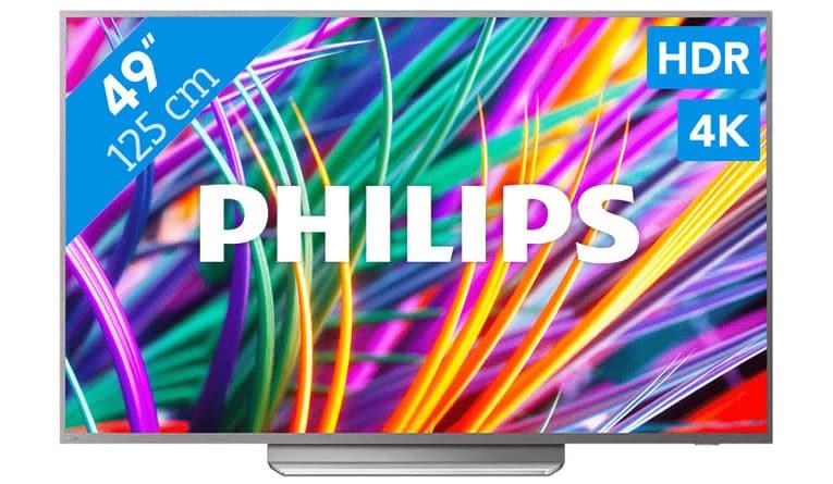 Philips 49PUS8303 Ambilight