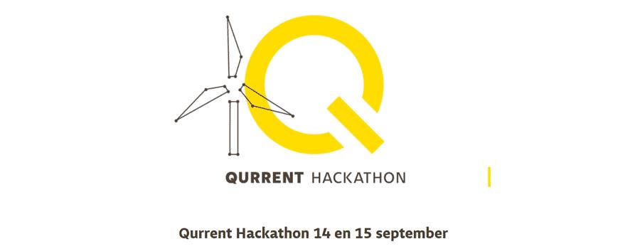 Energieleverancier Qurrent lanceert Hackathon