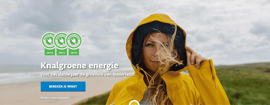 Energieleverancier Qurrent, al 3x op rij de groenste van Nederland!
