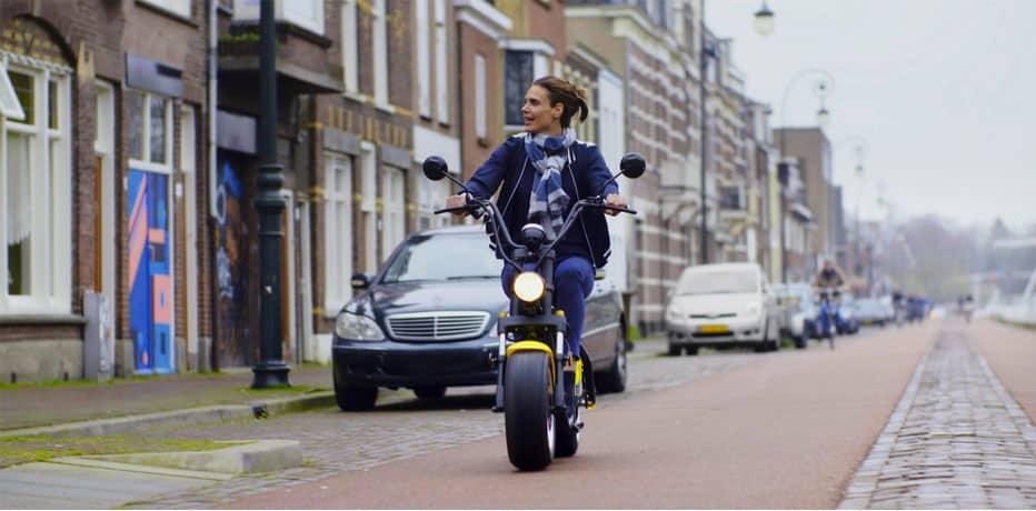 Scoor een Vattenfall E-scooter vanaf €999,-