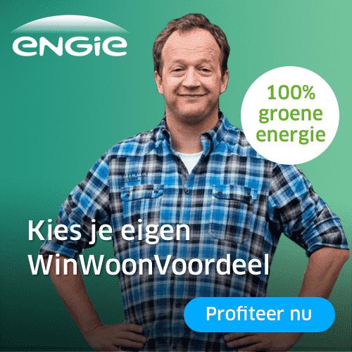 Scoor uw WinWoonVoordeel bij ENGIE