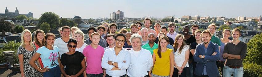 Het Team achter Budget Energie