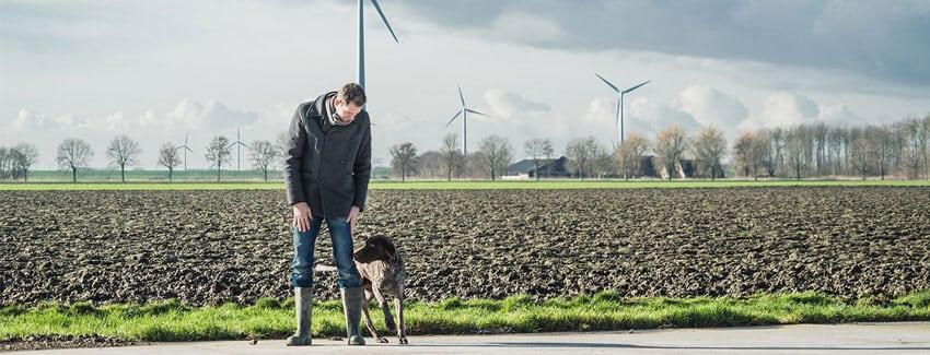 Vandebron 1 Jaar Vast met windenergie van eigen bodem!