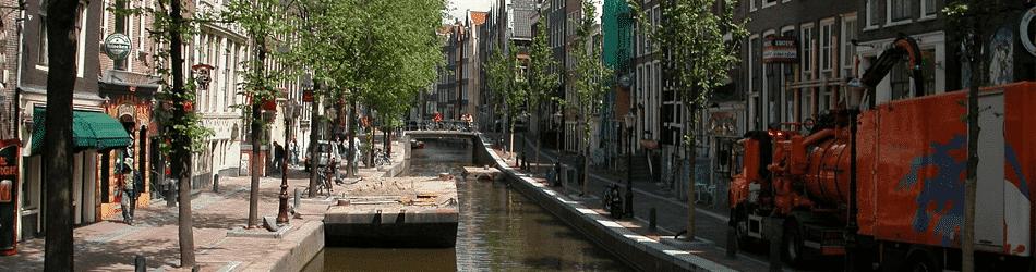 Energie vergelijken in Amsterdam