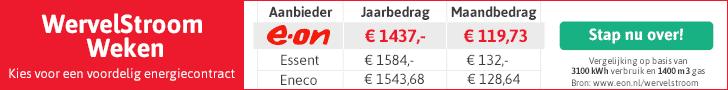 Wervelstroomweken EON Benelux