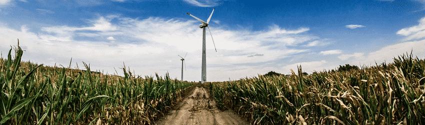 Aandeel duurzame energie in Nederland nog erg klein